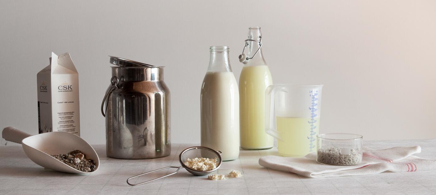 Ingredienten van Remeker Jersey boerenkaas