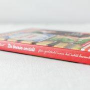 Boek 'De Boerin vertelt', door Irene van de Voort van kaasboerderij De Groote Voort in Lunteren